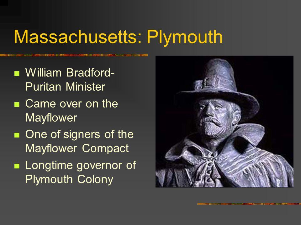 Massachusetts: Plymouth