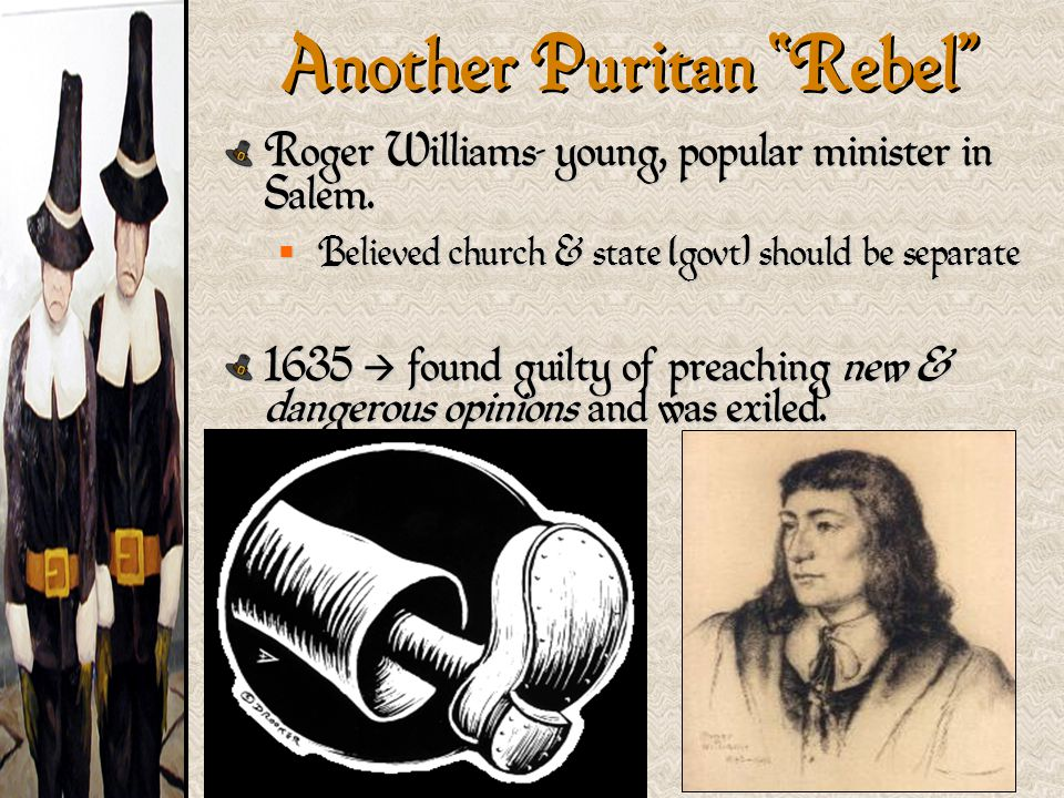 Another Puritan Rebel
