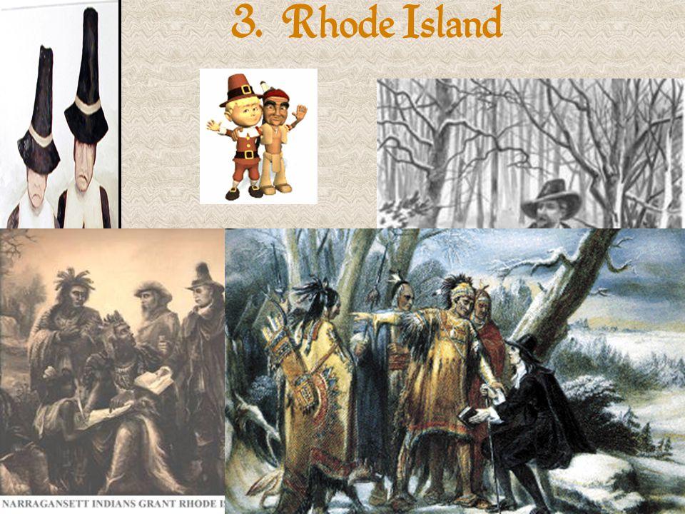 3. Rhode Island