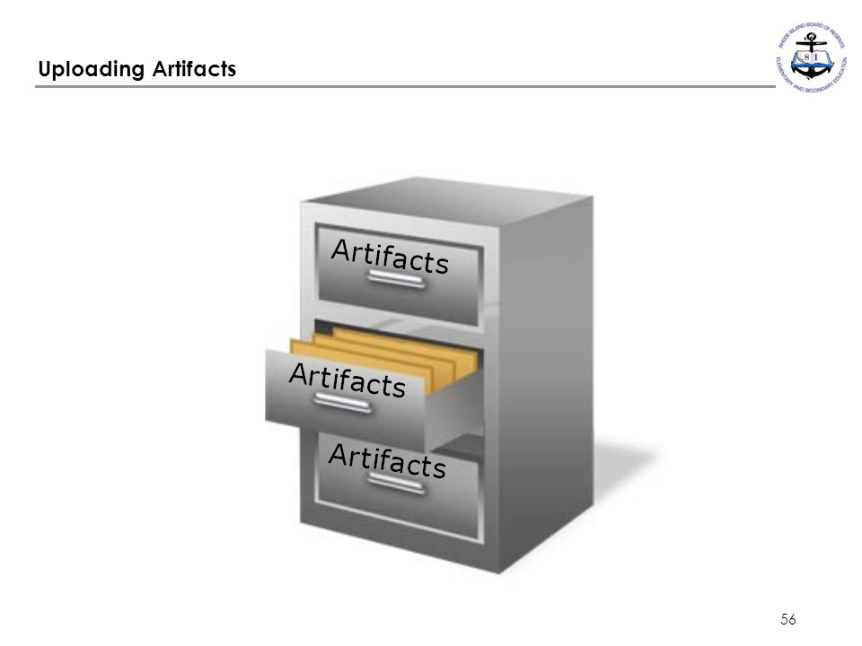 Uploading Artifacts