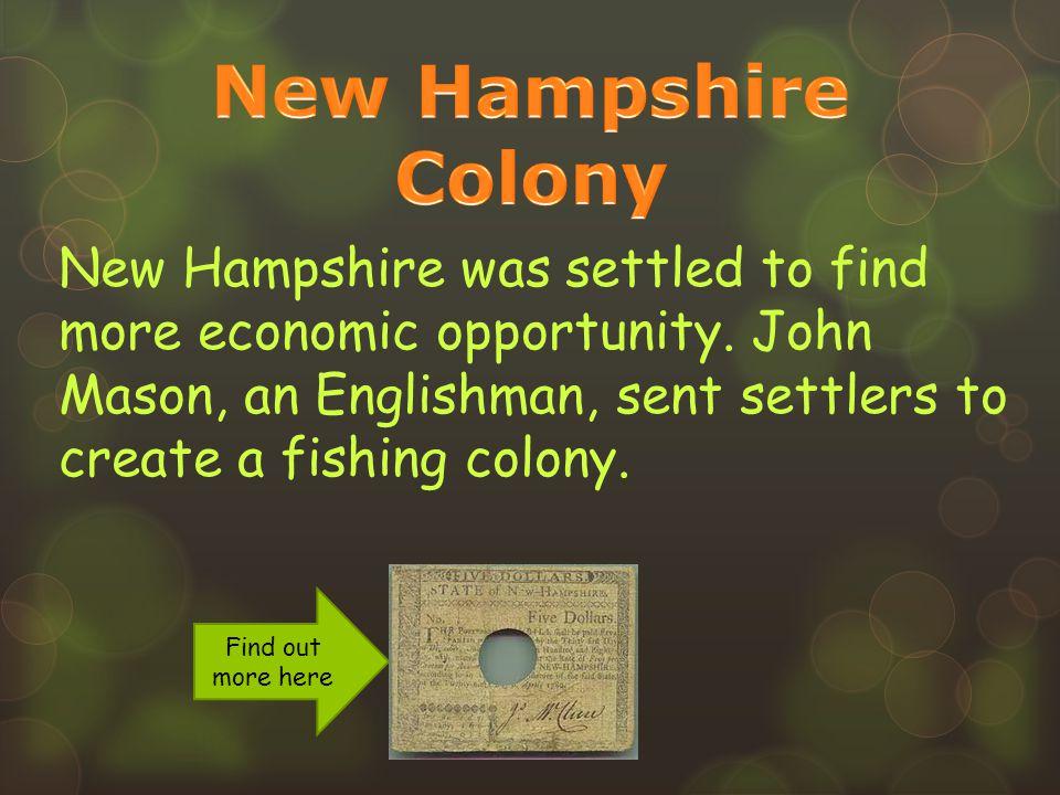 New Hampshire Colony