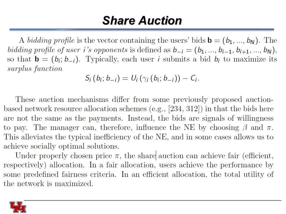 Share Auction