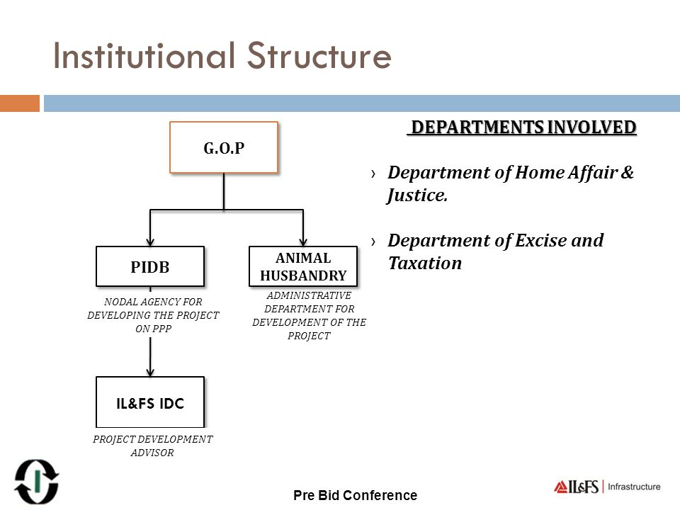 Institutional Structure