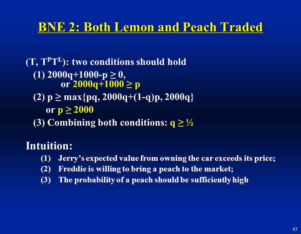 BNE 2: Both Lemon and Peach Traded