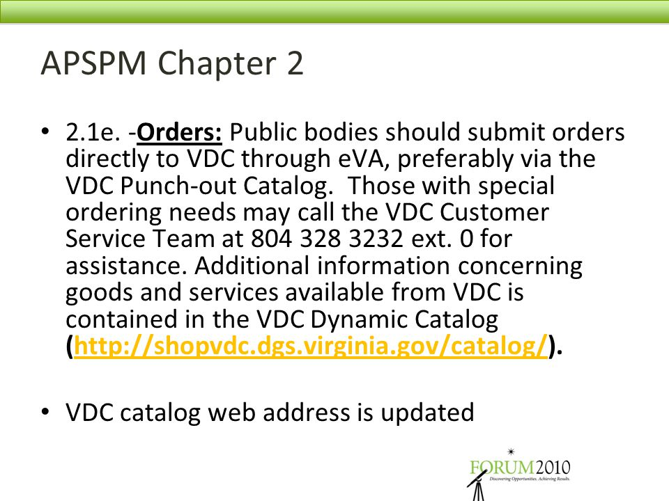 APSPM Chapter 2