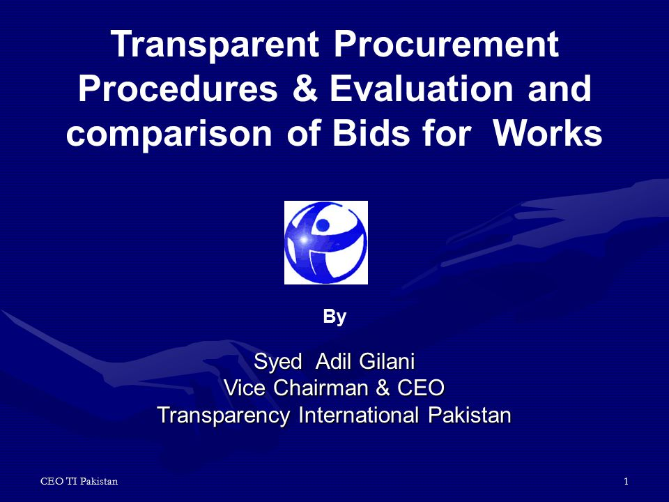 Transparency International Pakistan