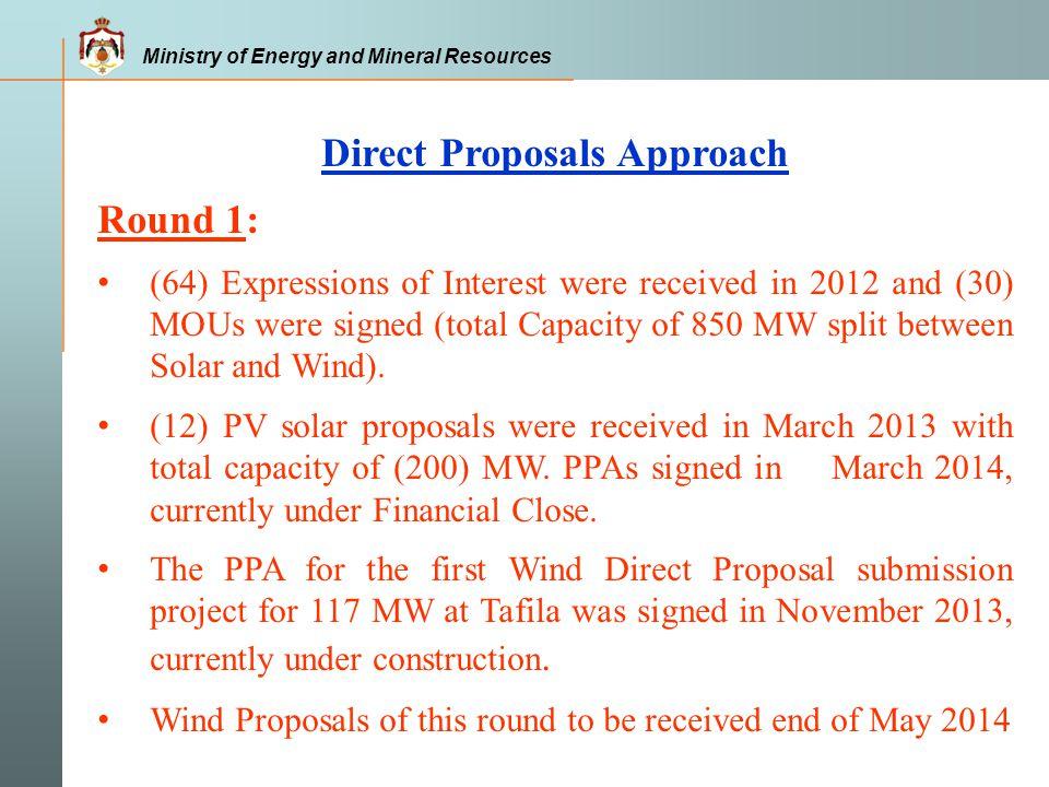 Direct Proposals Approach