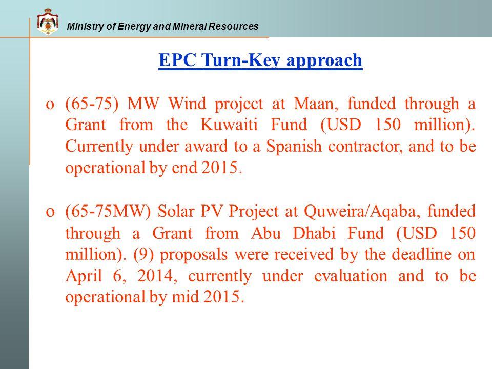 EPC Turn-Key approach