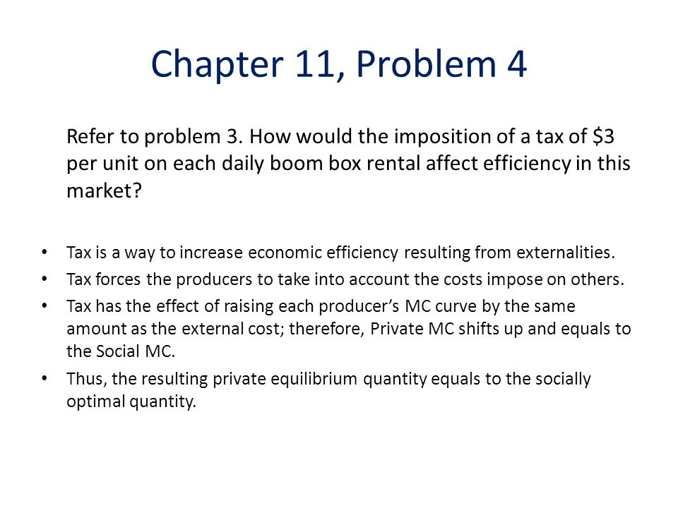 Chapter 11, Problem 4