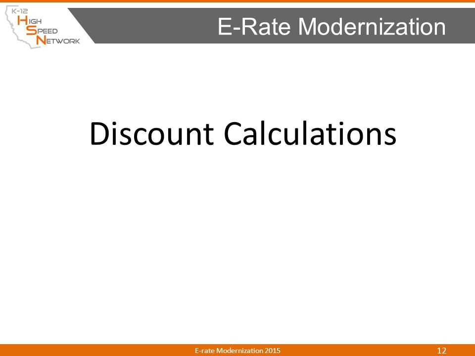 Discount Calculations