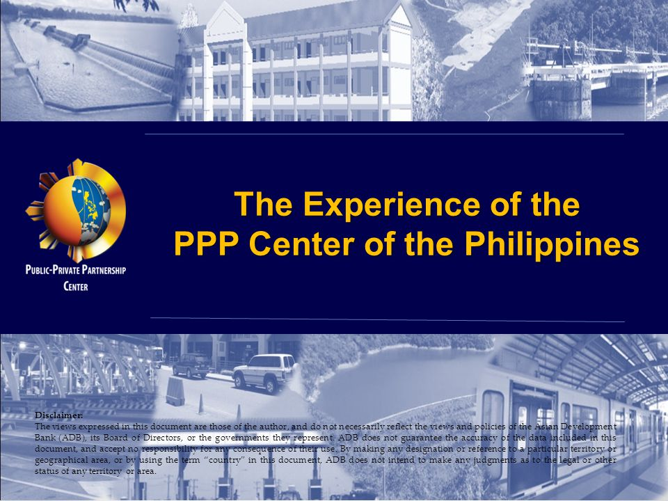 PPP Center of the Philippines