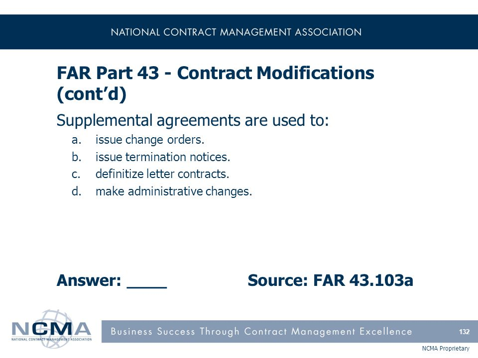 FAR Part 44 - Subcontracting Policies and Procedures