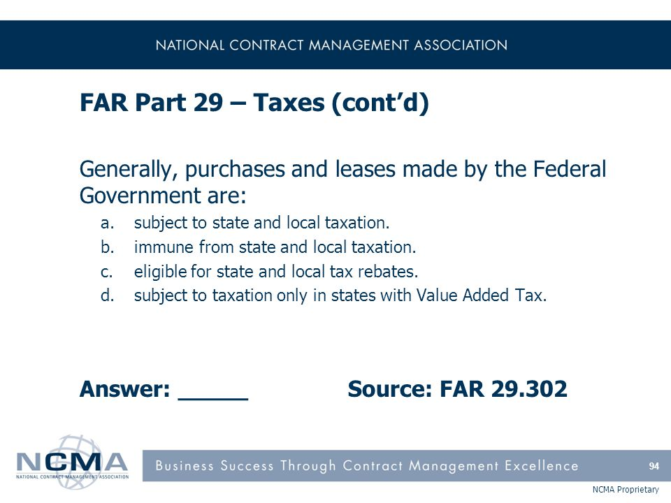 FAR Part 30 - The Cost Accounting Standards (CAS) Administration