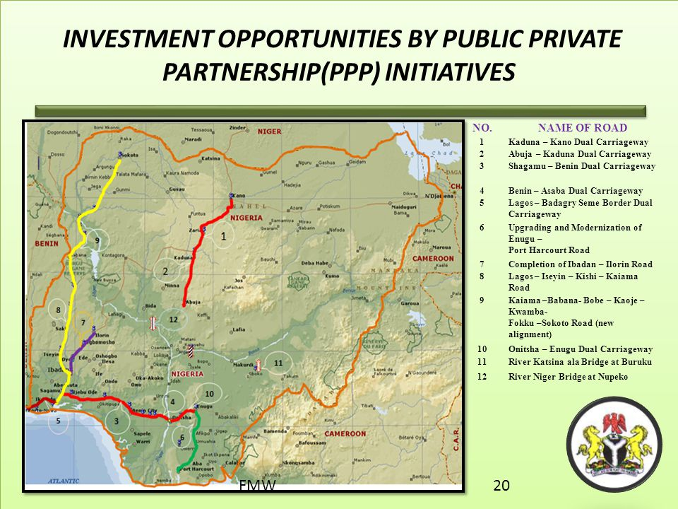 INVESTMENT OPPORTUNITIES BY PUBLIC PRIVATE PARTNERSHIP(PPP) INITIATIVES