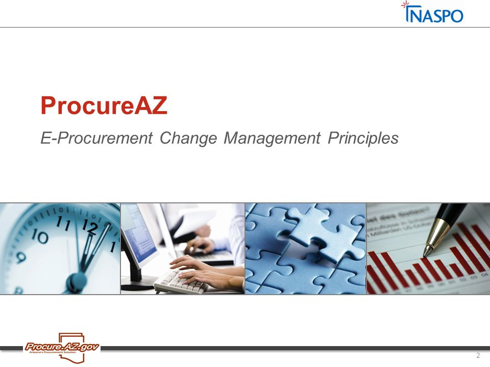 ProcureAZ E-Procurement Change Management Principles