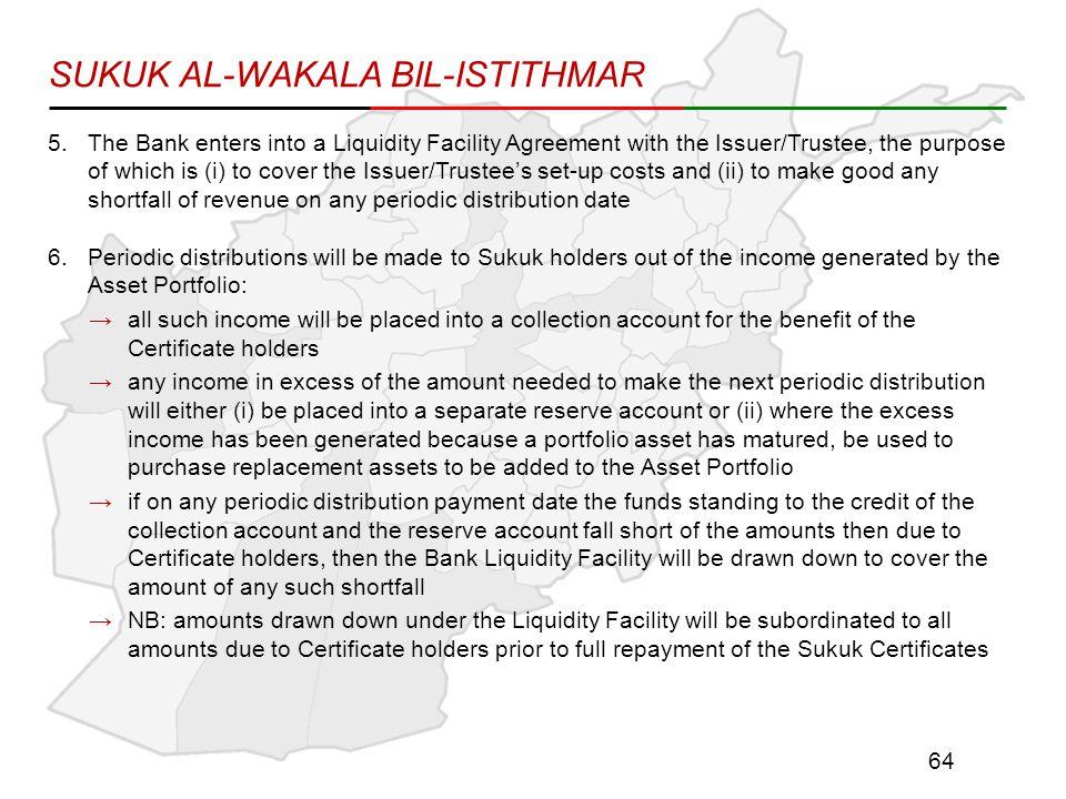 SUKUK AL-WAKALA BIL-ISTITHMAR