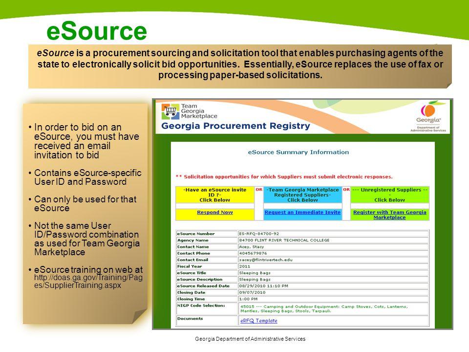 eSource