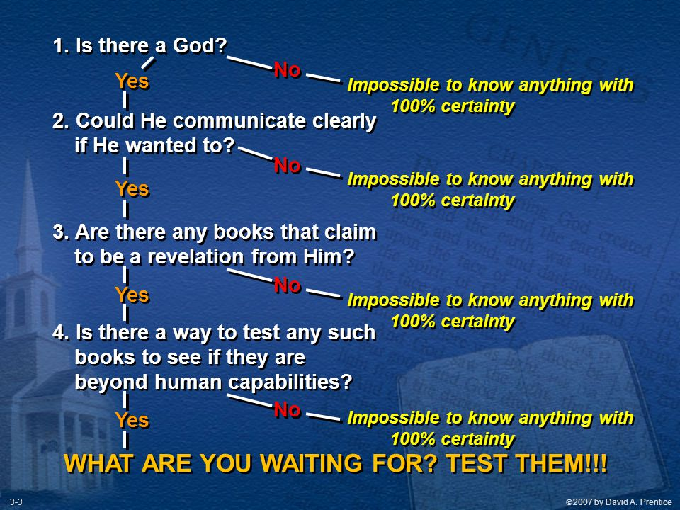 WHAT ARE YOU WAITING FOR TEST THEM!!!