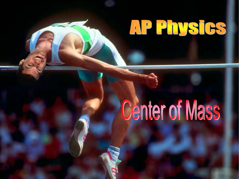 AP Physics Center of Mass