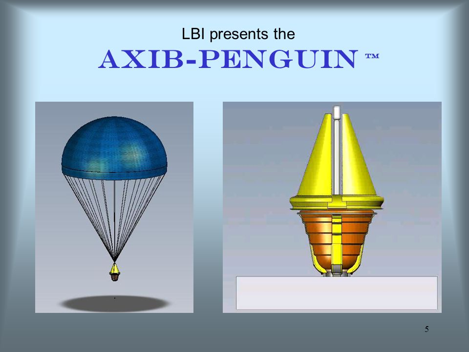 LBI presents the AXIB-PENGUIN TM