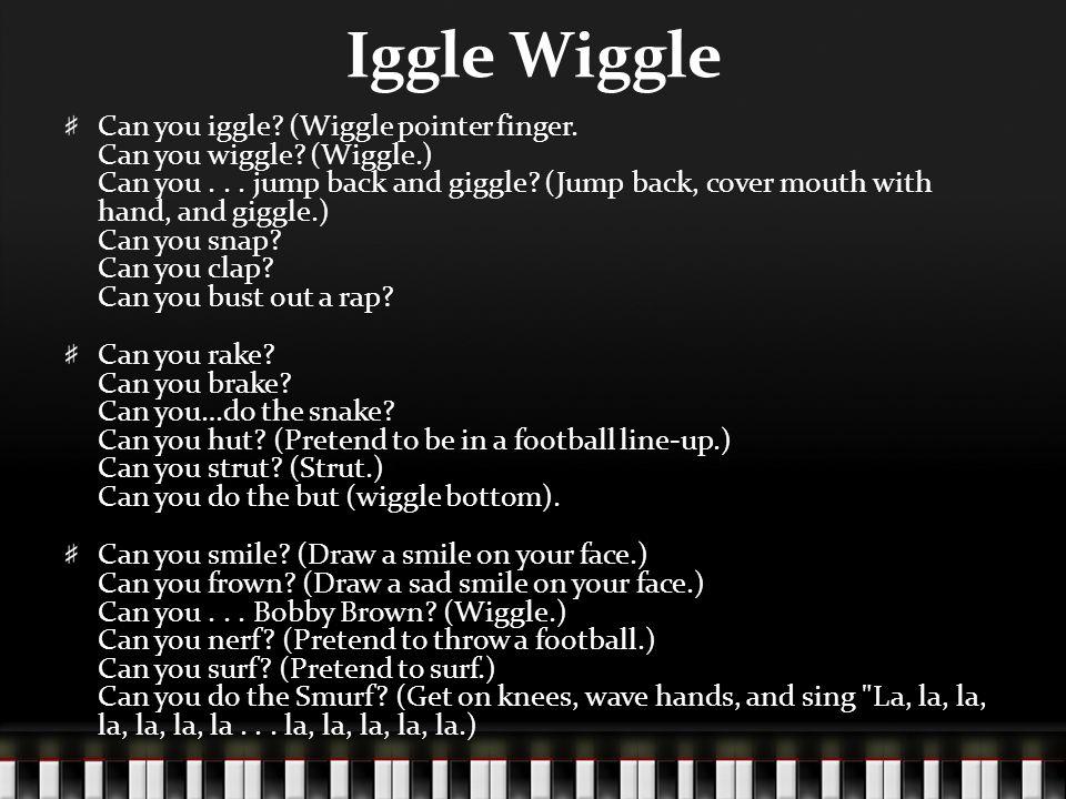 Iggle Wiggle