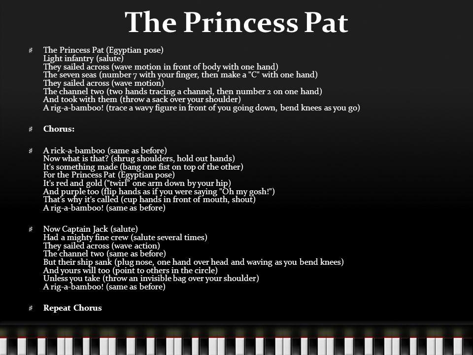 The Princess Pat