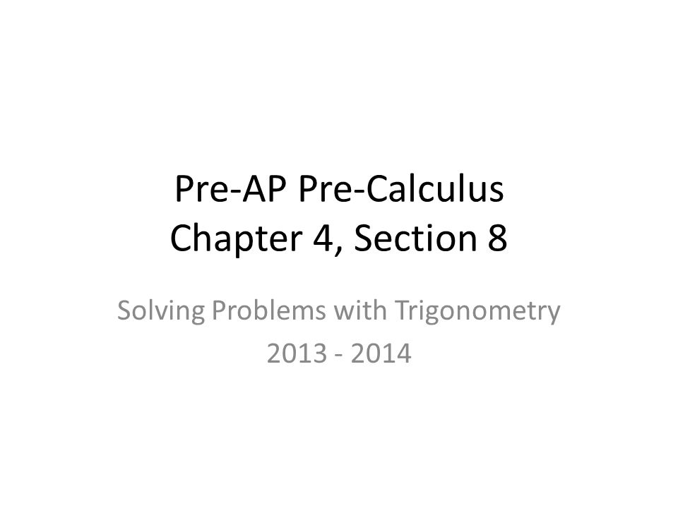 pre calculus problem solver Videos, examples, solutions, activities and worksheets for studying, practice and   and parametric equations, and polar coordinates, precalculus calculator.