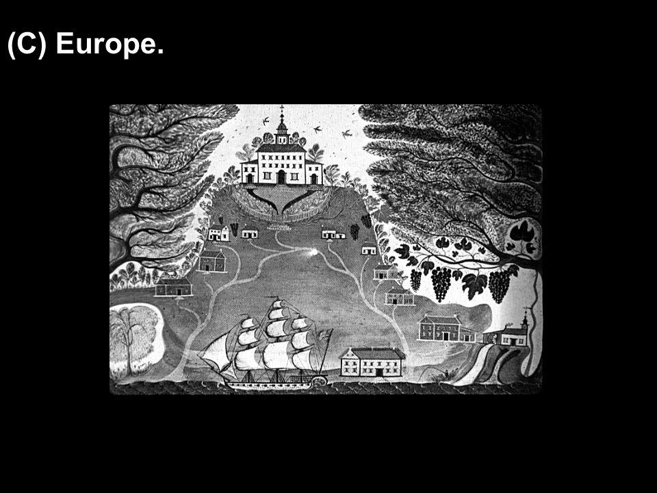 (C) Europe.