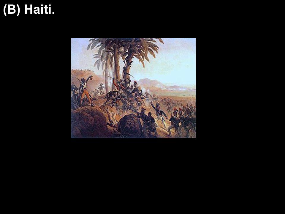(B) Haiti.