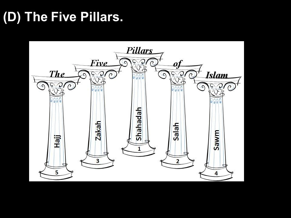 (D) The Five Pillars.