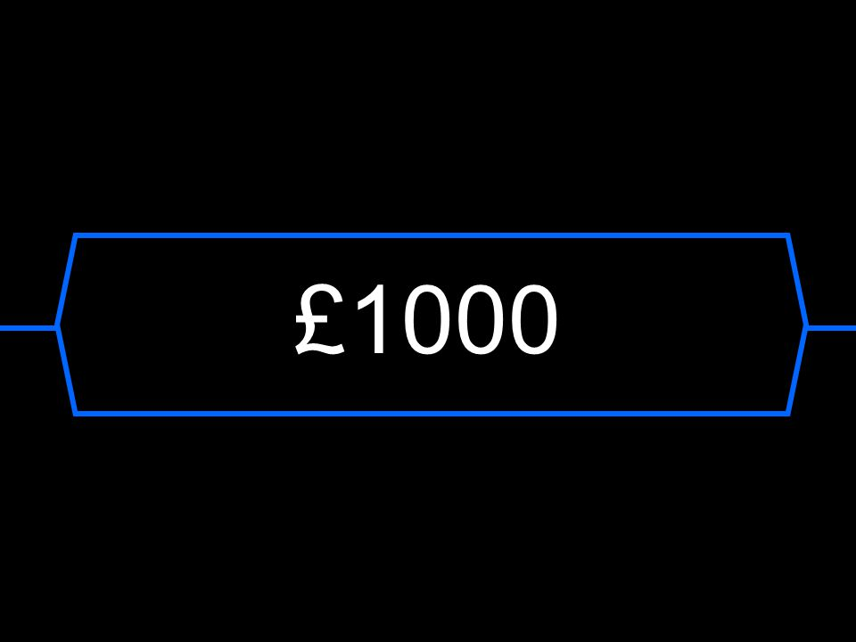 £1000