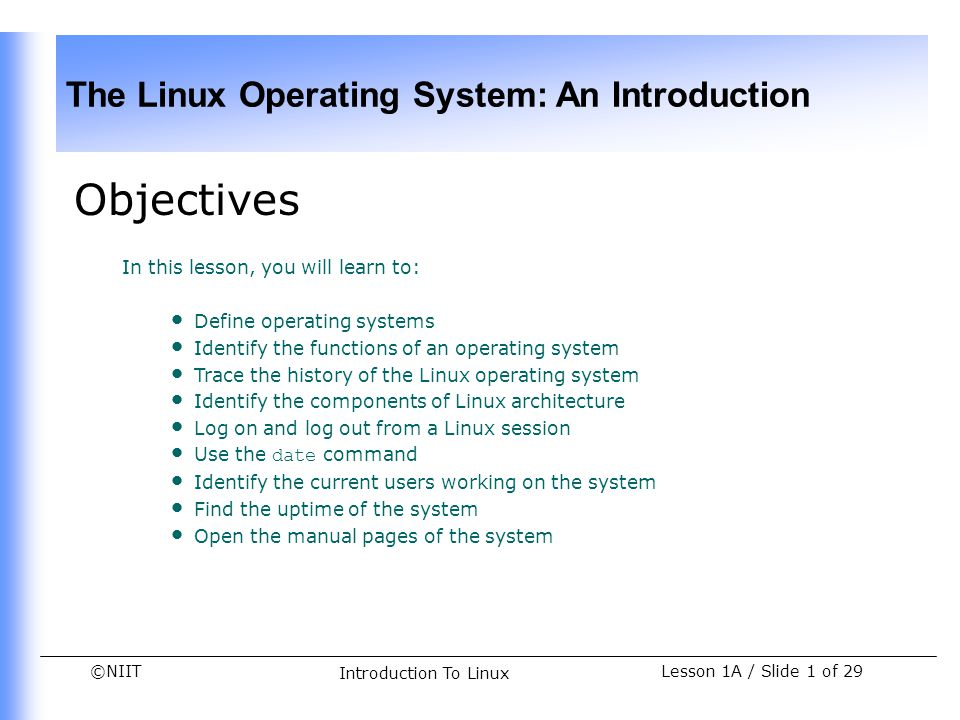 Operating Systems - Online Courses, Classes, Training ...