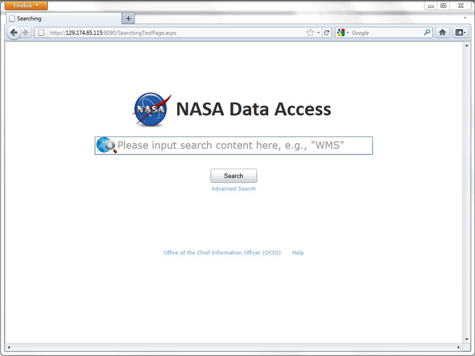 The discovery, access, and utilization of data can be integrated into one platform with this open simple search.