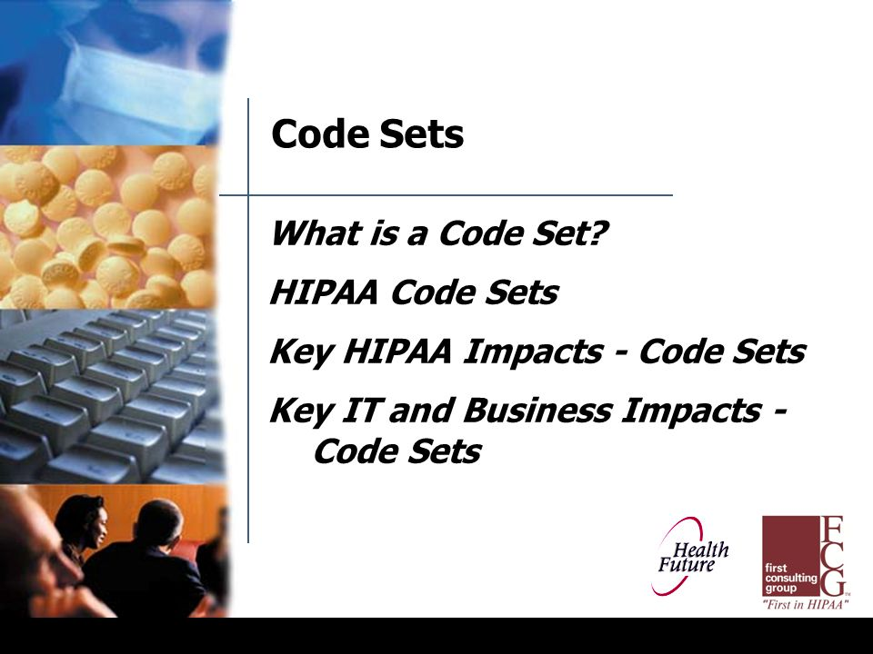 What is a Code Set