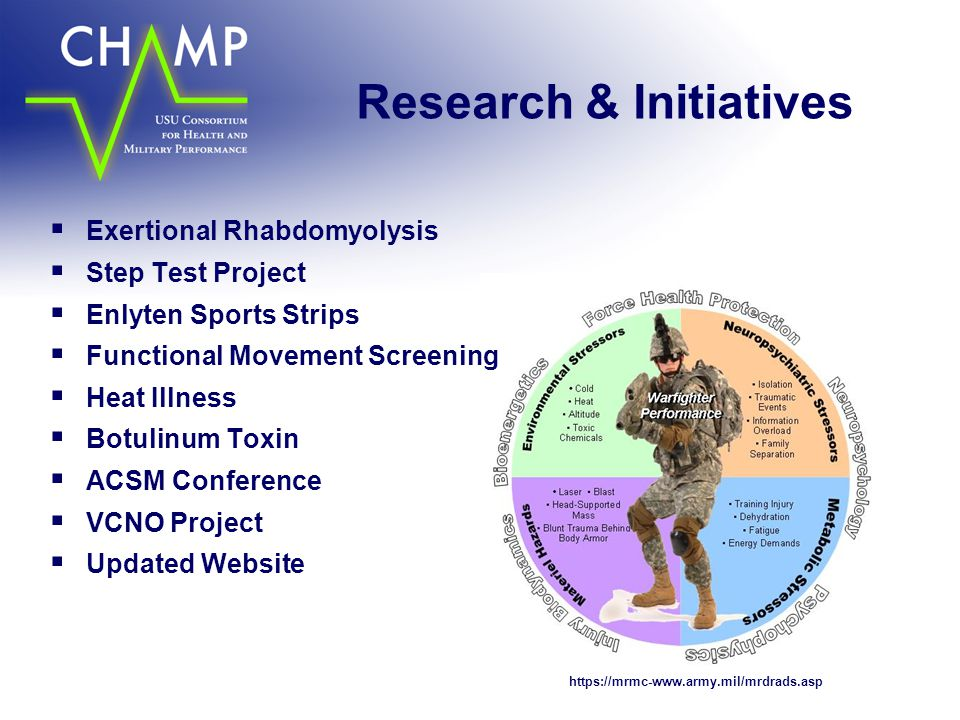 Research & Initiatives