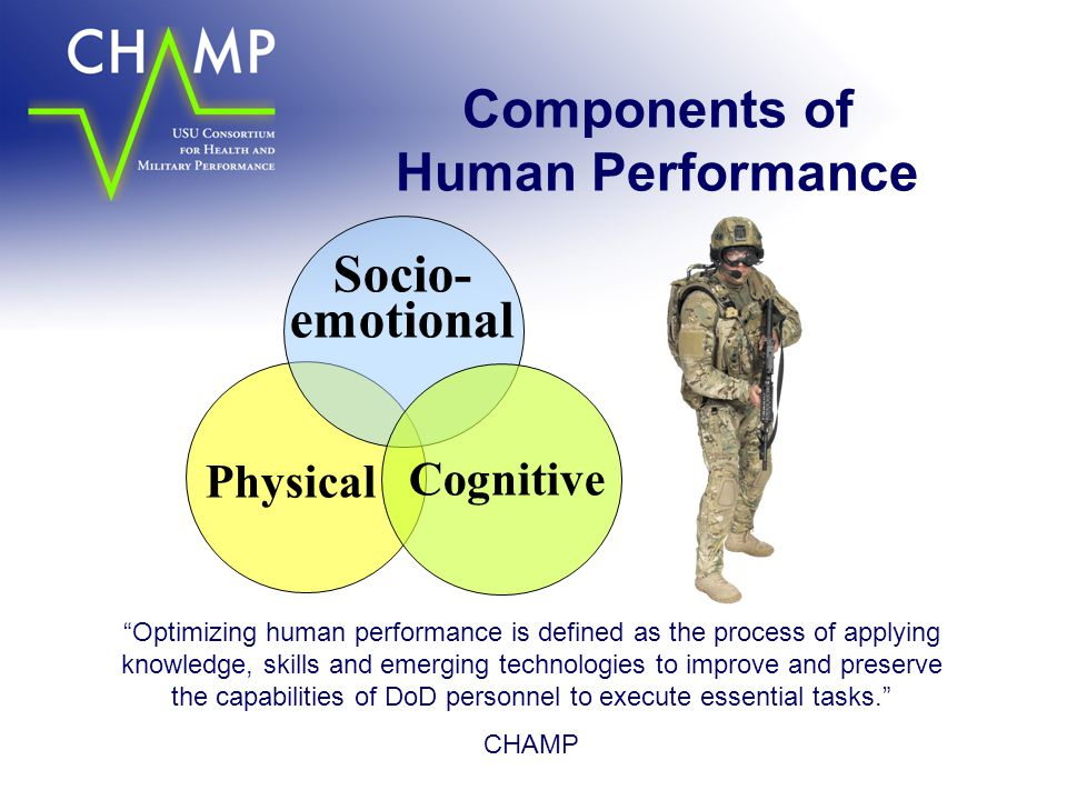 Components of Human Performance