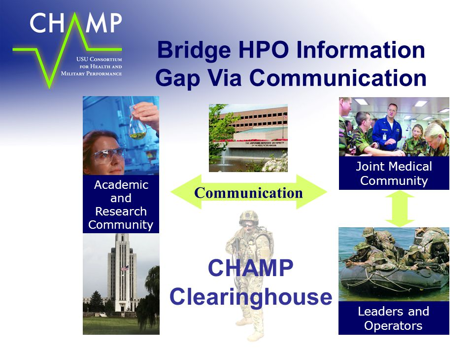 Bridge HPO Information Gap Via Communication