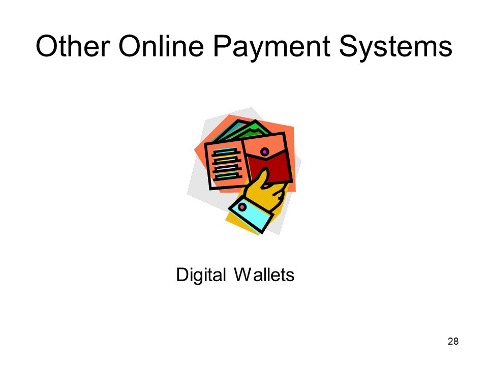 Other Online Payment Systems