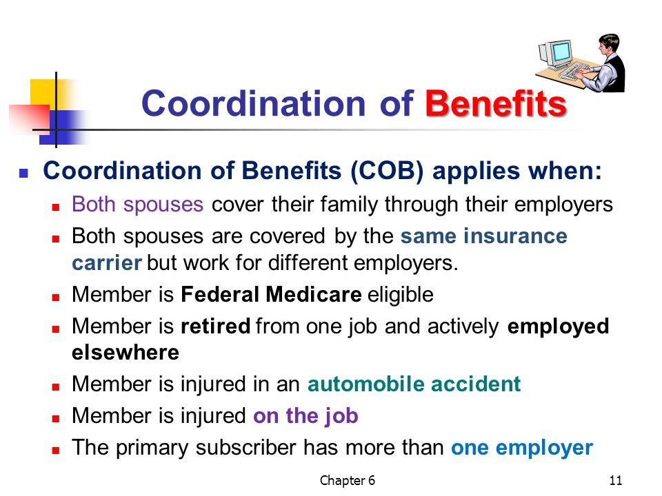 Coordination of Benefits