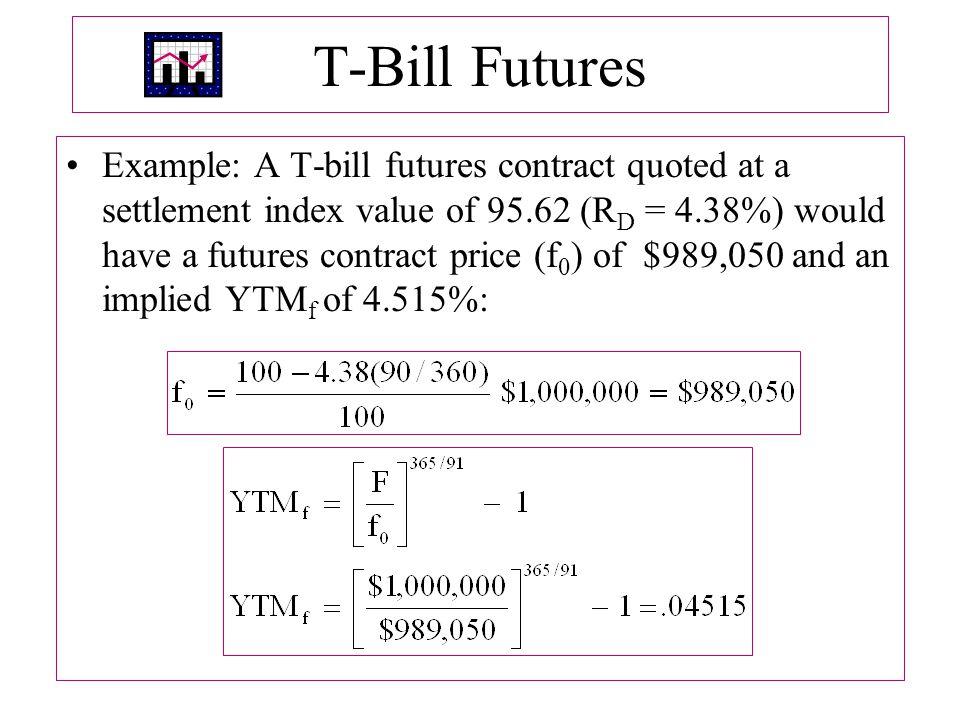 T‑Bill Futures