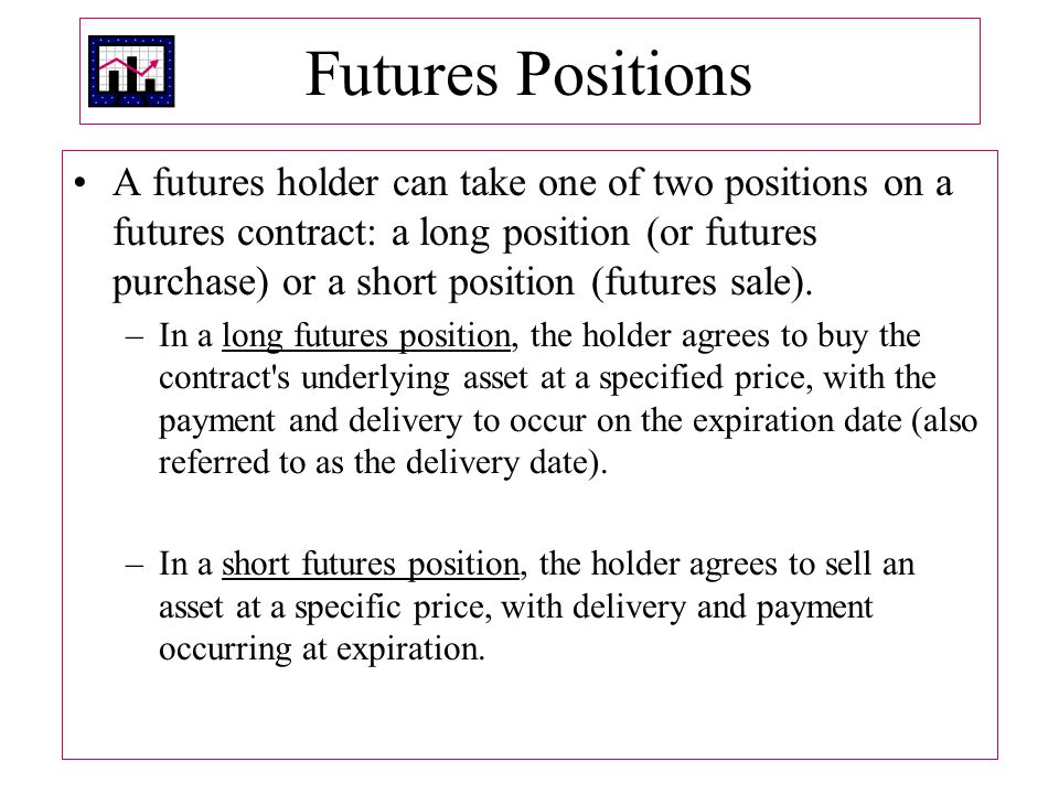 Futures Positions