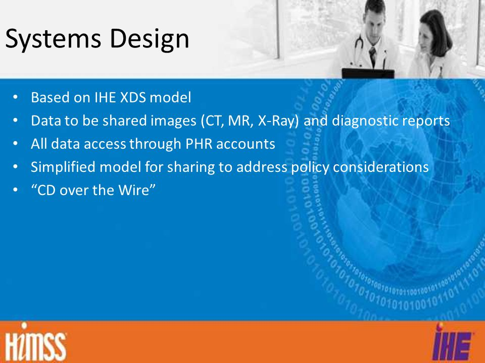 Systems Design Based on IHE XDS model