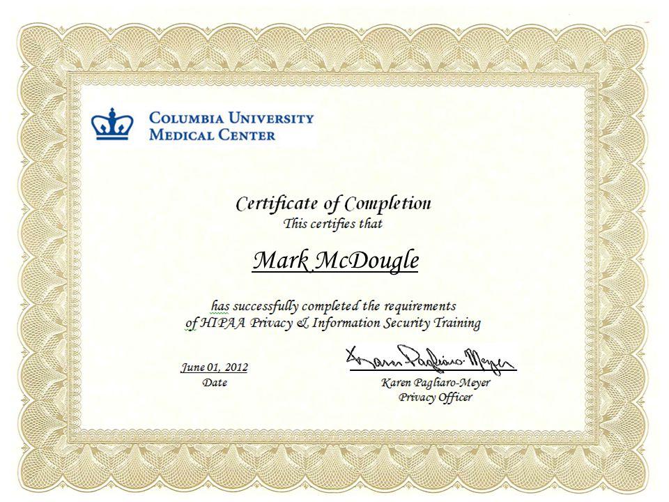 Mark McDougle