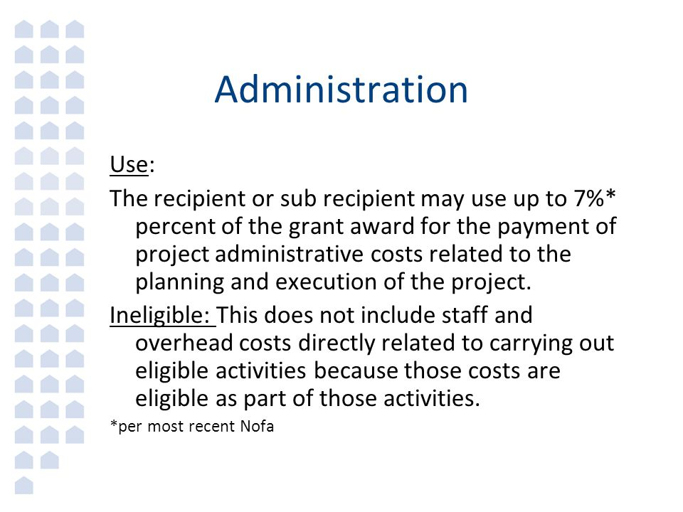 Administration Use: