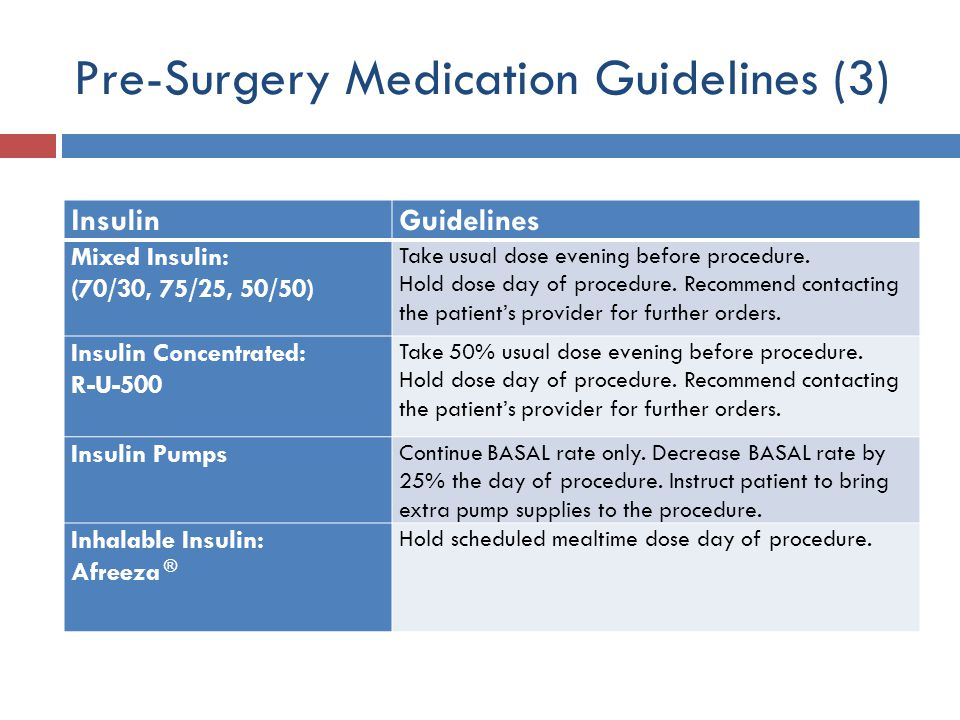Pre-Surgery Medication Guidelines (3)