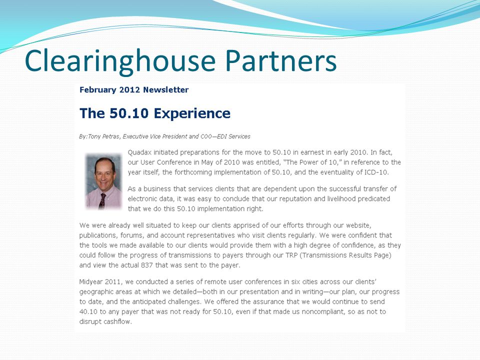 Clearinghouse Partners