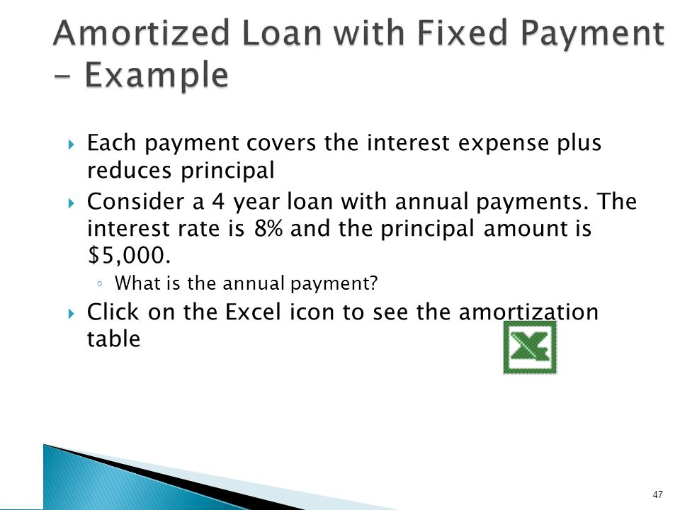 Question: Loans You take on a loan of $5,000 that matures in 5 years. What is your payment schedule if the loan bears a 9% interest and it is a.