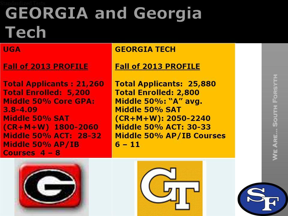GEORGIA and Georgia Tech