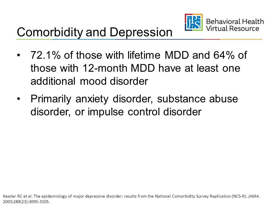 Comorbidity and Depression