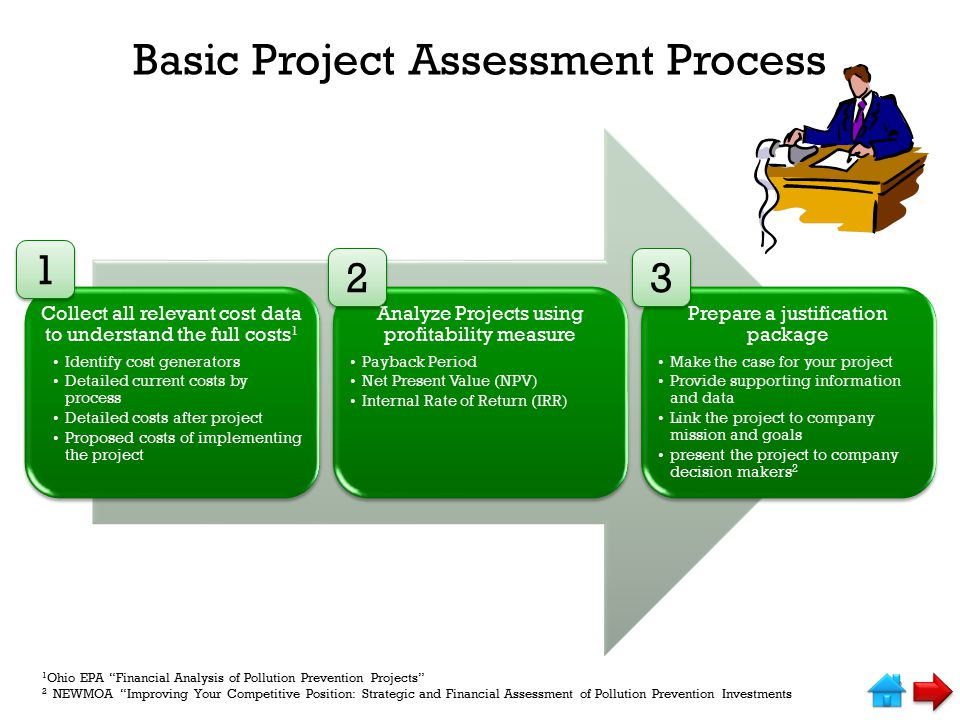 Basic Project Assessment Process